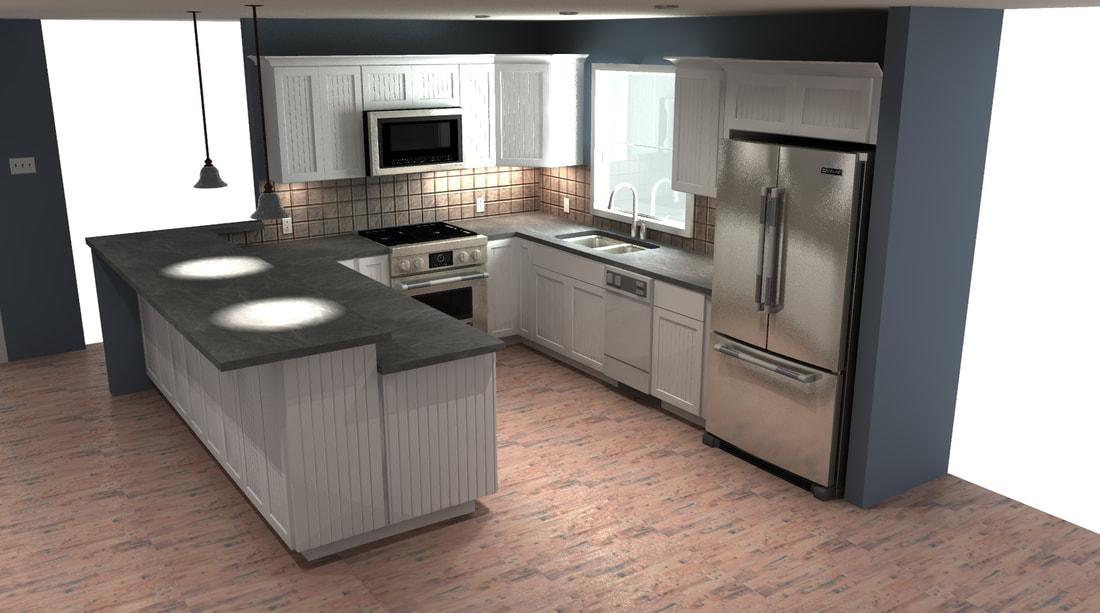 Virtual Kitchen Tours - Ponderosa Supply